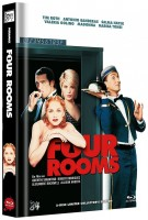 Four Rooms - Limited Collector's Edition / Cover B (Blu-ray)