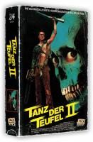 Tanz der Teufel 2 - VHS-Box / 4K Ultra HD Blu-ray + Blu-ray / Cover A (4K Ultra HD)