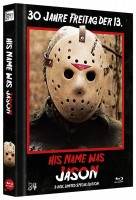 His Name Was Jason - 30 Jahre Freitag der 13. - Special Edition / Cover B (Blu-ray)