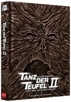 Tanz der Teufel 2 - 4K Ultra HD Blu-ray + Blu-ray / Limited Mediabook / Cover A - wattiert (4K Ultra HD)