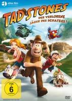 Tad Stones - Der verlorene Jäger des Schatzes! (DVD)