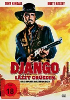 Django lässt grüssen - Drei harte Western (DVD)
