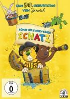 Janosch - Komm, wir finden einen Schatz! (DVD)