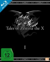 Tales of Zestiria the X - Staffel 01 (Blu-ray)