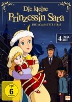Die Kleine Prinzessin Sara - Die komplette Serie / New Edition (DVD)