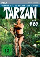 Tarzan - Pidax Serien-Klassiker / Vol. 2 (DVD)