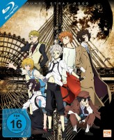 Bungo Stray Dogs - Staffel 1 / Episode 01-12 (Blu-ray)