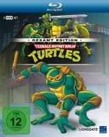 Teenage Mutant Ninja Turtles - Gesamtedition / Folgen 01-169 / New Edition (Blu-ray)