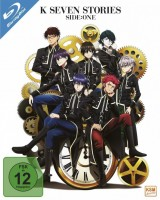 K: Seven Stories - Side One - Movie 1-3 (Blu-ray)