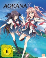 Aokana - Four Rhythm Across the Blue - Gesamtedition / Episode 01-12 (Blu-ray)