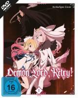 Demon Lord, Retry! - Vol. 1 / Episode 1-4 (DVD)