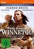 Mein Freund Winnetou - Pidax Western-Klassiker / Collector's Edition (inkl. Hörspiel) (DVD)