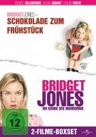 Bridget Jones - Schokolade zum Frühstück & Bridget Jones - Am Rande des Wahnsinns - Box-Set / 2. Auflage (DVD)