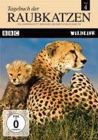 Tagebuch der Raubkatzen Teil 4 - BBC Wildlife (DVD)