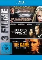 Die Dolmetscherin & Helden der Nacht & The Game (Blu-ray)