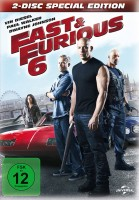 Fast & Furious 6 - Special Edition (DVD)