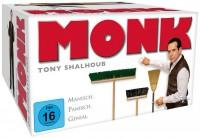 Monk - Die komplette Serie / 2. Auflage (DVD)