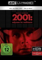 2001: Odyssee im Weltraum - 4K Ultra HD Blu-ray + Blu-ray (4K Ultra HD)