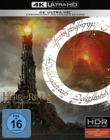 Der Herr der Ringe - Die Spielfilm Trilogie / Extended Edition / 4K Ultra HD Blu-ray (4K Ultra HD)