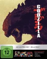 Godzilla - 4K Ultra HD Blu-ray + Blu-ray / Ultimate Collector's Edition (4K Ultra HD)