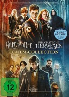 Wizarding World - 10-Film Collection / Jubiläumsedition / Magical Movie Mode (DVD)