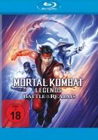 Mortal Kombat Legends: Battle of the Realms (Blu-ray)