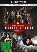 Zack Snyder's Justice League Trilogy (4K Ultra HD)