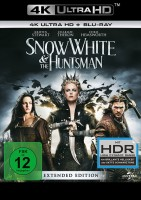 Snow White & the Huntsman - Extended Edition / 4K Ultra HD Blu-ray + Blu-ray (4K Ultra HD)