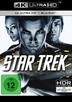 Star Trek - 4K Ultra HD Blu-ray + Blu-ray (Ultra HD Blu-ray)