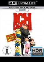 ICH - einfach unverbesserlich - 4K Ultra HD Blu-ray + Blu-ray (4K Ultra HD)
