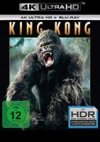 King Kong - 4K Ultra HD Blu-ray + Blu-ray / Extended + Kinofassung (4K Ultra HD)