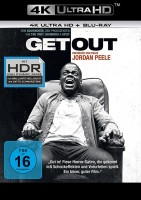 Get Out - 4K Ultra HD Blu-ray + Blu-ray (4K Ultra HD)