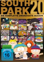 South Park - Season 20 / Repack (DVD)