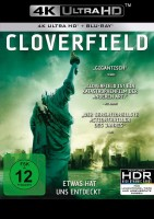 Cloverfield - 4K Ultra HD Blu-ray + Blu-ray (4K Ultra HD)