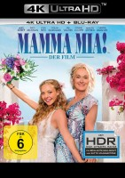 Mamma Mia! - 4K Ultra HD Blu-ray + Blu-ray (4K Ultra HD)