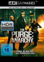 The Purge - Anarchy - 4K Ultra HD Blu-ray + Blu-ray (4K Ultra HD)