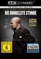 Die dunkelste Stunde - 4K Ultra HD Blu-ray + Blu-ray (4K Ultra HD)