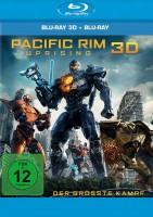 Pacific Rim - Uprising - Blu-ray 3D + 2D (Blu-ray)
