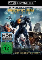 Pacific Rim - Uprising - 4K Ultra HD Blu-ray + Blu-ray (4K Ultra HD)