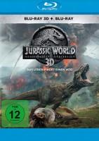 Jurassic World - Das gefallene Königreich - Blu-ray 3D + 2D (Blu-ray)