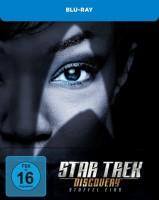 Star Trek: Discovery - Staffel 01 / Limited Steelbook Edition (Blu-ray)