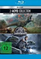 Jurassic World - 2 Movie Collection / 2. Auflage (Blu-ray)
