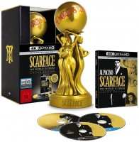 Scarface - 4K Ultra HD Blu-ray + Blu-ray / The World Is Yours / Limited Sammler-Box (4K Ultra HD)