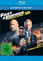 Fast & Furious: Hobbs & Shaw - Blu-ray 3D + 2D (Blu-ray)