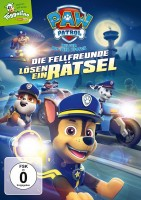 Paw Patrol - Die Fellfreunde lösen ein Rätsel (DVD)