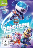 Paw Patrol - Robo-Hund im Einsatz (DVD)