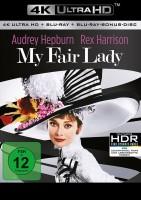 My Fair Lady - 4K Ultra HD Blu-ray + Blu-ray + Bonus-Disc (4K Ultra HD)