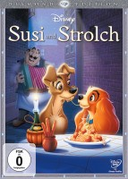 Susi und Strolch - Diamond Edition (DVD)