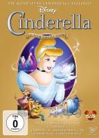 Cinderella 1-3 - Die komplette Trilogie (DVD)