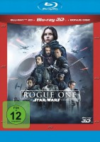 Rogue One - A Star Wars Story - Blu-ray 3D + 2D (Blu-ray)